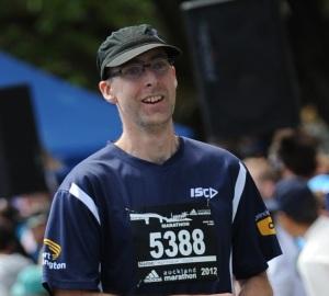 Auckland Marathon 2012