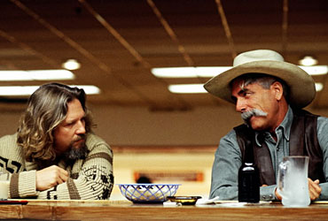 The Dude and The Stranger