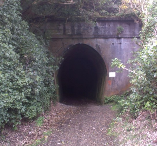 Entrance to Prices Tunnel