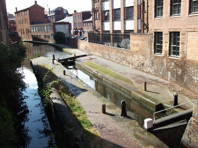 Canals off Livery Street