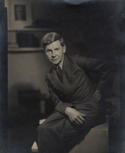 Photograph of Olaf Stapledon, 1938